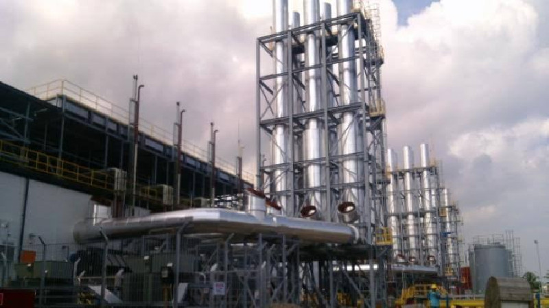 Tambahan Pasok Listik di Aceh dan Sumut dari PLTMG Arun II