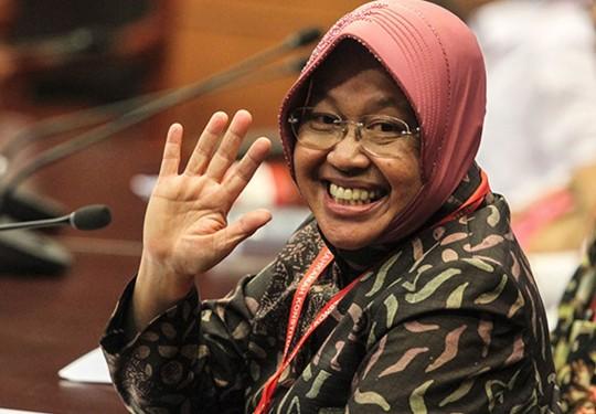 Cerita Megawati Tiap Kali Mensos Risma Datang Nangis, Ini Masalahnya