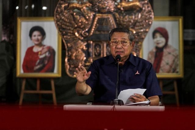 10 Tahun Pimpin RI, SBY: Saya Tak Pernah Rusak Partai Lain