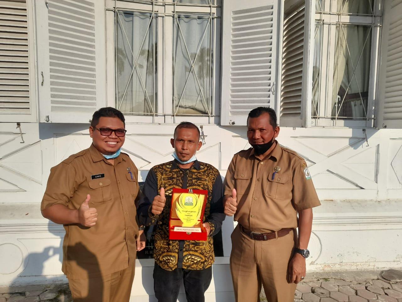 Irwansyah, Sosok Petani Milenial Berinovasi di Aceh Tamiang