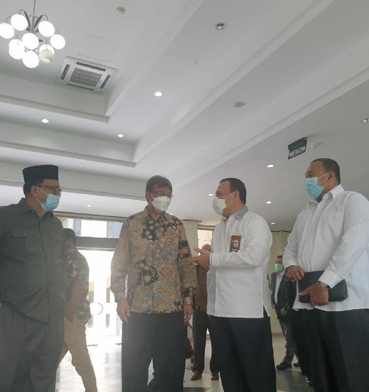 USK Akan Lapor ke KPK Terkait Kisruh Aset Dengan Pemerintah Aceh