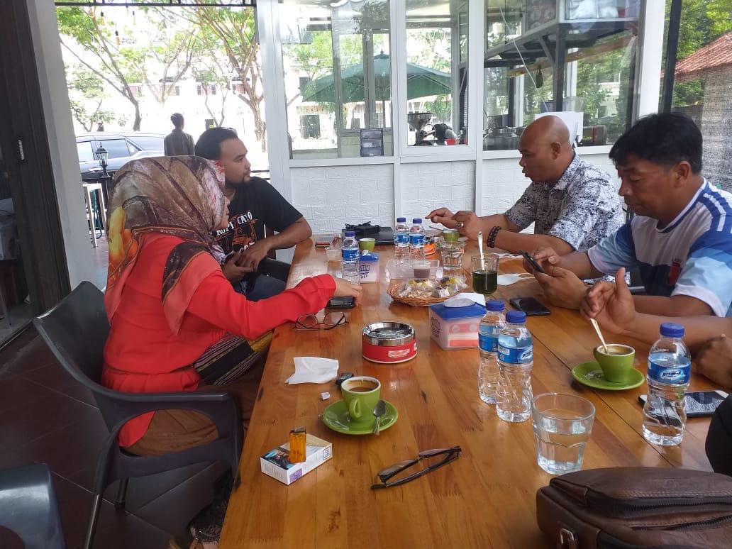 ISMI Aceh Silaturahmi dengan Wakil Bupati Bener Meriah, Minta Dukungan Sukseskan SILABIS 12