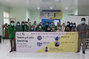 Gen-A Latih Public Speaking Mahasiswa Sabang