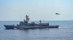 Kata Intelijen AS, Kekuatan Maritim Cina Sangat Mengkhawatirkan