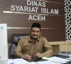Peringati Isra Miraj, Ini Pesan Kadis Syariat Islam Aceh untuk Kawula Muda