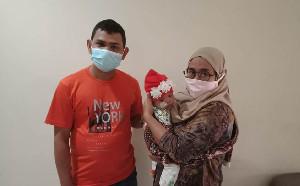 BPPA Fasilitasi Pemulangan Bayi Bocor Jantung Asal Lhokseumawe ke Aceh, Kondisinya Membaik