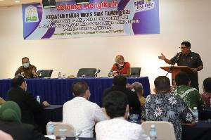 Kadisdik Aceh : Lulusan SMK Harus Fokus Menjadi Tenaga Kerja Terampil