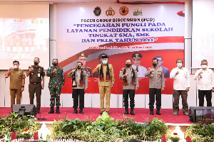 Nova Tegaskan Pengelolaan Pendidikan di Aceh Harus Terbebas dari Pungli
