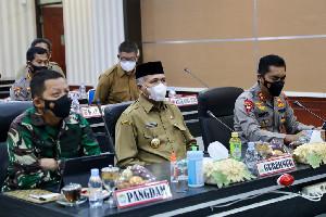 Gubernur Aceh: Peran Masyarakat Lebih Efektif Untuk Cegah Karhutla