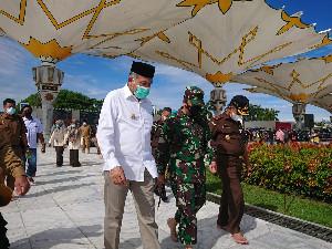 Digelar Secara Massal, Gubernur Aceh: Ikuti Tahapan Vaksinasi