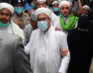 Hakim Kabulkan Permohonan Habib Rizieq, Akan Disidang Tatap Muka di PN Jaktim