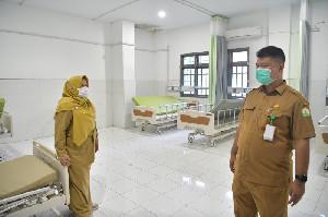 RSUDZA Bakal Direnovasi, Mulai Besok Pasien dari Delapan Ruangan akan Dipindahkan