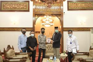 Gubernur Aceh: Aceh Butuh Pemuda Kreatif dan Inovatif Untuk Dukung Pembangunan