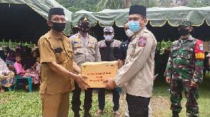 Gubernur Aceh Kirim Bantuan untuk Korban Banjir di Aceh Besar