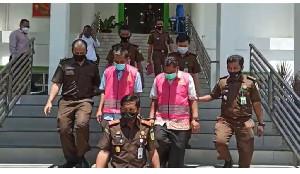 Dugaan Korupsi, Jaksa Tahan 2 Pejabat KIP Aceh Tenggara