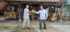 GM PLN Aceh Silaturrahmi dengan Kabinda Aceh