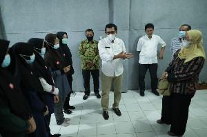 Kadisdik Aceh Bersama Tim KPK Kampanyekan Pendidikan Antikorupsi di Sekolah