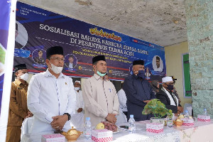 Berantas Narkoba, Kadisdik Dayah Aceh: Santri Harus Jadi Garda Terdepan