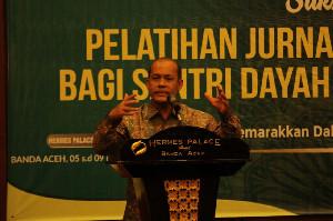 Pelayaran Perdana KMP Aceh Hebat 1, Ketum DPP Koniry Apresiasi Pemerintah Aceh