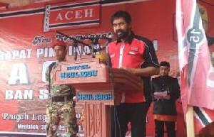 Aksi Gulingkan Wali Nanggroe, Mualem Tegas Minta Jajaran Tak Terpengaruh Syekhy