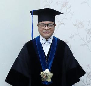 Dikukuhkan Jadi Guru Besar, Prof Mohd Harun Harap USK Buka Prodi Sastra Aceh