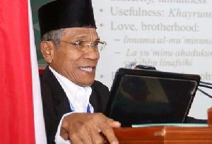 Prof Yusny Saby: Banyak Sekali Mudharat Pernikahan Usia Dini