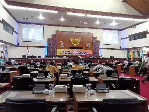 DPRA Rapat Koordinasi Terkait Penegasan Sikap Bersama Pilkada Aceh 2022