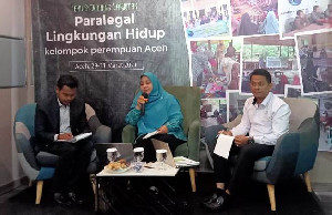 TP PKK Aceh: Perempuan Jangan Takut Berekspresi Jaga Lingkungan