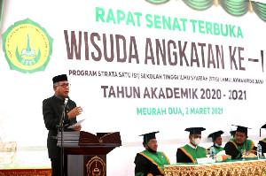 Gubernur Aceh: Kehadiran STIS Ummul Ayman Ibarat Oase