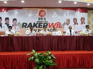 Rakerwil PKS Aceh, Bertekat Tegakkan Partai Sebagai Pusat Pelayanan Rakyat