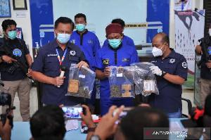 BNN NTB Tangkap Peredaran Ganja Aceh, Modus Ganja Dicampur Kopi