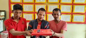Bawa Paket Narkotika, Polisi Amankan Tiga Tukang Becak di Langsa