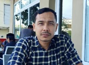Tongkang Batu bara Terdampar di Nagan Raya, GeRAK Aceh Barat Surati DPR RI