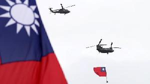 Taiwan Perkuat Militer dan Persenjataan di Laut China Selatan