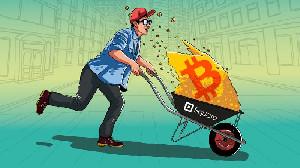 Bitcoin Terjun Payung Nilai Jualnya, Pertanda Apa?