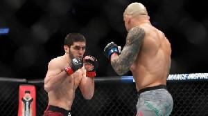 Islam Makhachev Usai Menang di UFC 259 Tantang Ferguson