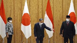 Indonesia dan Jepang Kompak Kutuk Junta Myanmar
