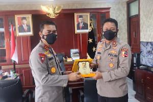 Kapolda Aceh Terima Kunjungan Tim Divhubinter Polri