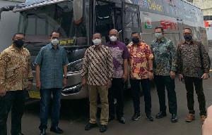 Bangkitkan Industri Angkutan, PerpalZ TV Lakukan Keliling Pulau Sumatera