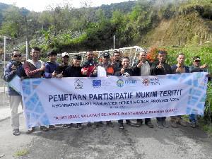 Mukim Teritit Bertekad Lindungi Adat, Lakukan Pemetaan Wilayah