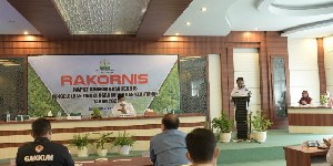 Sekda Aceh Minta DLHK Susun Strategi Pelestarian Hutan dan Lingkungan Hidup