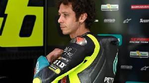 Valentino Rossi Berlabu Bersama Petronas Yamaha SRT, Ini Kesan Pertamanya