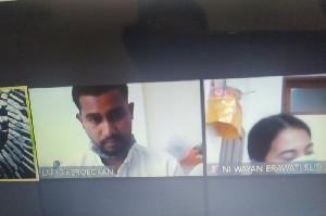 Zamzami Pemuda Aceh Terlibat Narkoba, Dituntut 15 Tahun Penjara di PN Denpasar