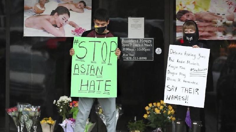 WNI Diminta Waspada, Marak Kejahatan Rasial di AS