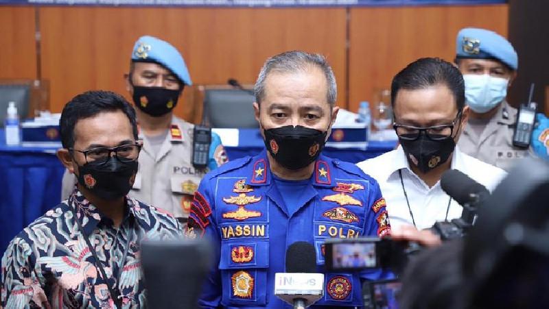 2 Kapal Vietnam Ditangkap Polairud Polri Karena Curi Ikan di Natuna