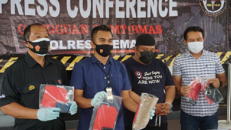 Polisi Tangkap Pria Pengangguran Mengaku Ustaz yang Bisa Menggandakan Uang