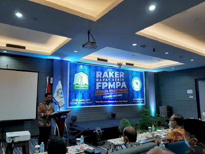 Mahasiswa dan Pemuda Siap Wujudkan Aceh Hebat