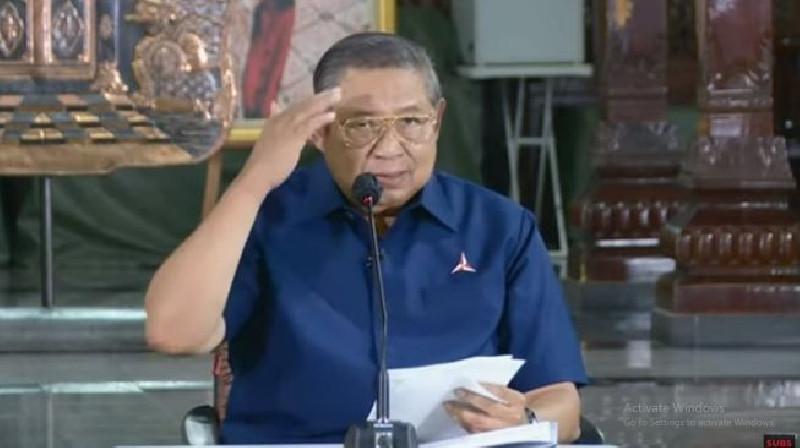 AHY dan SBY Dituduh Rampas Duit Kader Demokrat Oleh Kubu Moeldoko