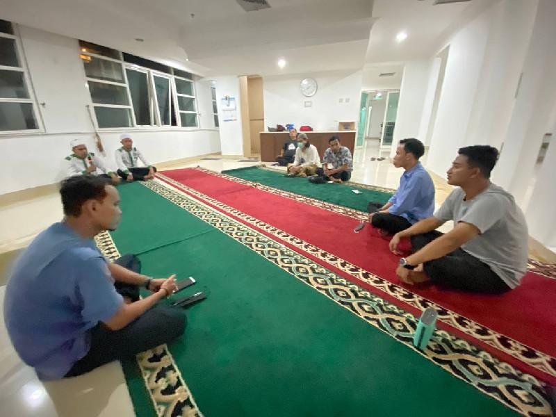 Warga Aceh di Jakarta Gelar Tahlilan untuk Ampuh Devayan dan Adnan Ganto