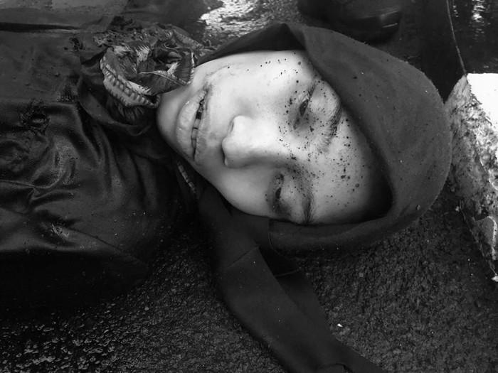 Begini Penampakan Wajah Perempuan Berpistol yang Serang Mabes Polri